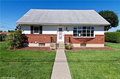 Single Family Home Available: 1516 Ott Street