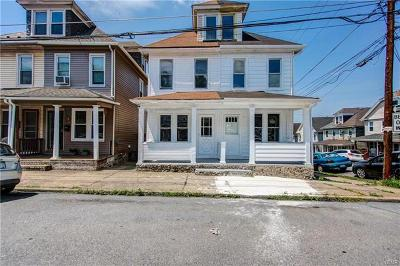 Single Family Home Available: 338 North 12th Street