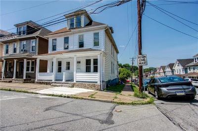 Easton Single Family Home Available: 340 North 12th Street