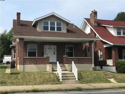 Single Family Home Available: 1920 Walbert Avenue