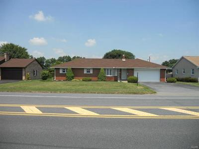 Single Family Home Available: 3857 Mechanicsville Road