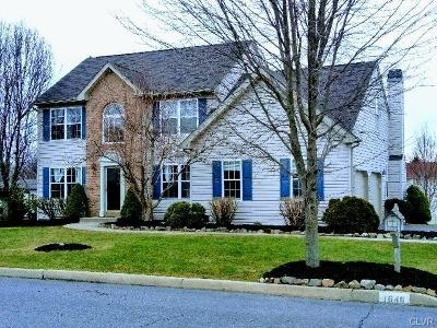 Single Family Home Available: 1648 Fox Hollow Lane