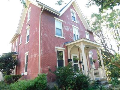 Coopersburg Borough Single Family Home Available: 92 East Station Avenue