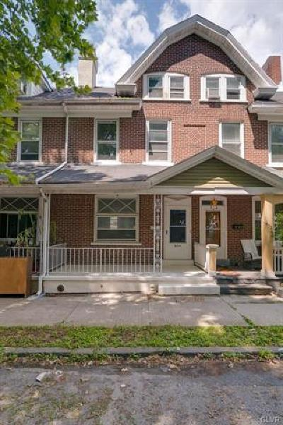 Single Family Home Available: 404 West North