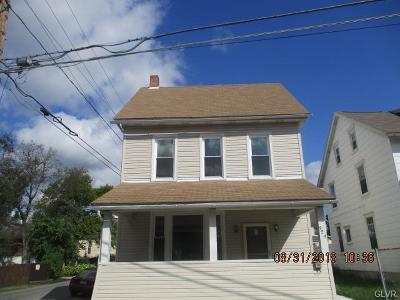Single Family Home Available: 324 West Washington Street