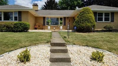 Allentown City Single Family Home Available: 925 North Leh Street