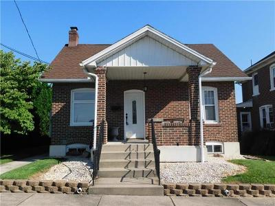 Northampton Borough Single Family Home Available: 411 8th Street