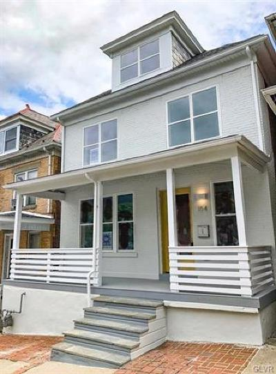 Single Family Home Available: 104 South 7th Street