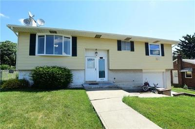 Allentown City Single Family Home Available: 1059 Ridge Avenue