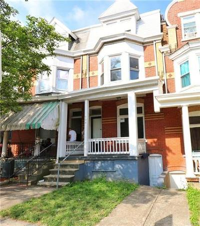 Single Family Home Available: 908 North 7th Street