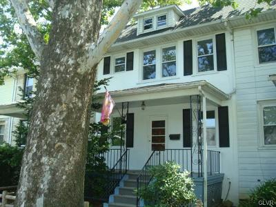 Single Family Home Available: 1414 Wood Street