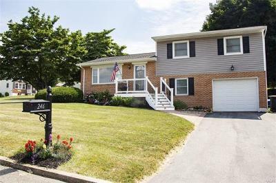 Emmaus Borough Single Family Home Available: 246 Calvary Avenue