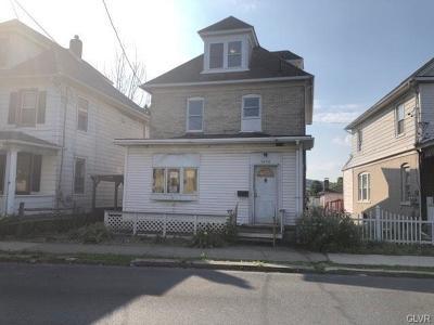 Single Family Home Available: 2020 Freemansburg Avenue