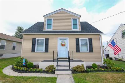 Allentown City Single Family Home Available: 318 East Federal Street