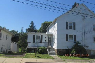 Coopersburg Borough Single Family Home Available: 514 East Landis Street