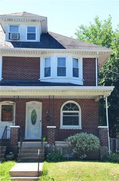 Single Family Home Available: 142 West Milton Street