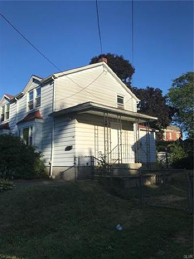Single Family Home Available: 106 West Grant Street