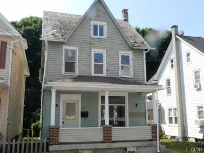 Pen Argyl Borough PA Single Family Home Available: $80,000