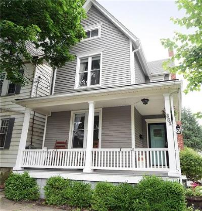 Single Family Home Available: 331 South Broad Street