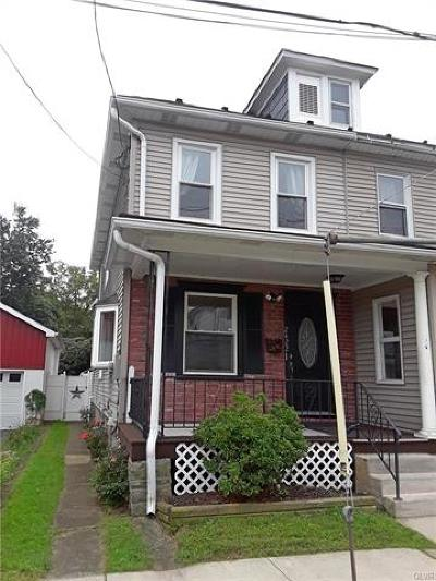 Wilson Borough PA Single Family Home Available: $125,000