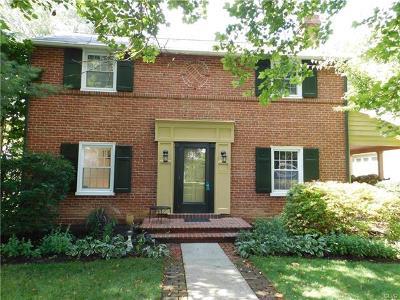 Single Family Home Available: 2611 West Washington Street