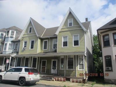 Single Family Home Available: 1117 Washington Street