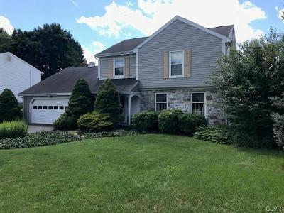 Emmaus Borough Single Family Home Available: 960 Macungie Avenue