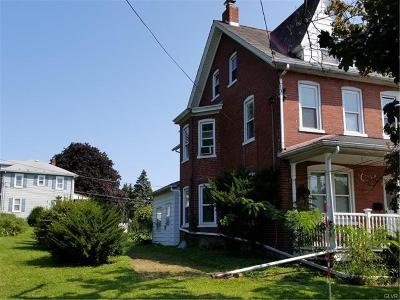 Single Family Home Available: 84 West High Street