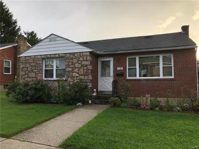 Hellertown Borough Single Family Home Available: 1170 1st Avenue