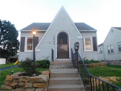 Bethlehem City Single Family Home Available: 1222 South Boulevard