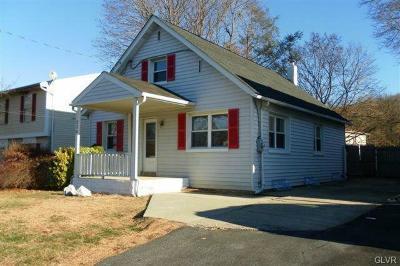Emmaus Borough Single Family Home Available: 336 Minor Street