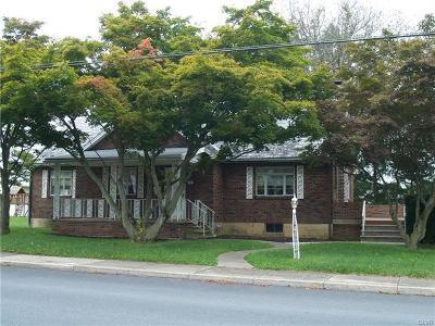 Northampton Borough Single Family Home Available: 38 Main Street