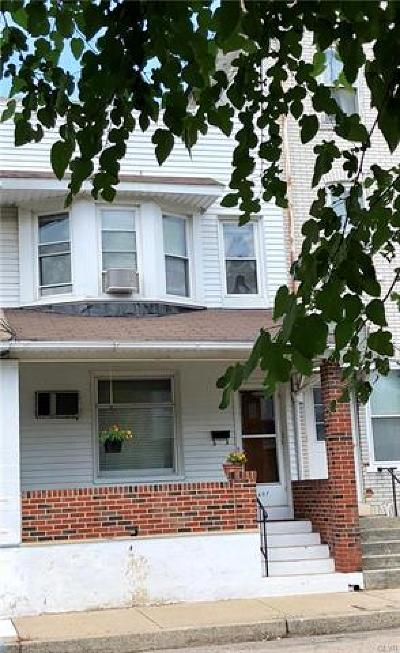 Emmaus Borough Single Family Home Available: 607 Walnut Street