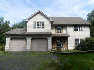 Penn Forest Township PA Single Family Home Available: $110,000