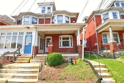 Multi Family Home Available: 2033 Ealer Avenue