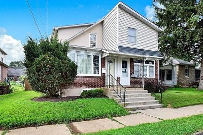 Hellertown Borough Single Family Home Available: 1056 Detweiler Avenue