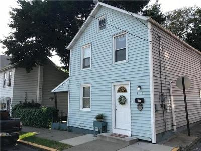 Single Family Home Available: 116 Union Street