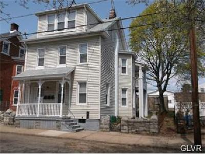Multi Family Home Available: 610 Spring Street