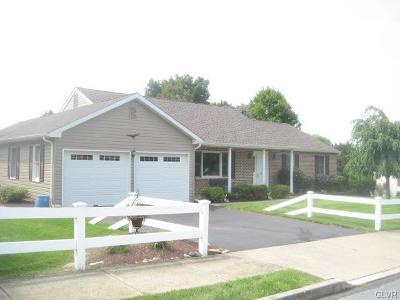 Northampton Borough PA Single Family Home Available: $264,500
