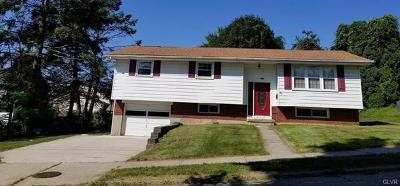 Single Family Home Available: 1411 Carlisle Street