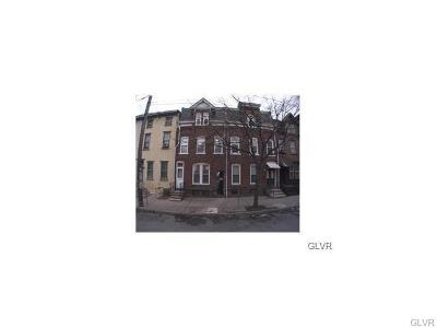 Multi Family Home Available: 516 West Chew Street