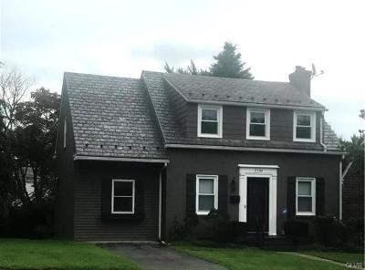 Single Family Home Available: 2136 Montgomery Street