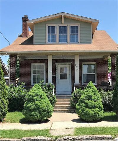 Allentown City Single Family Home Available: 1873 South 2nd Street