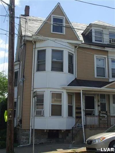 Multi Family Home Available: 200 South 12th Street