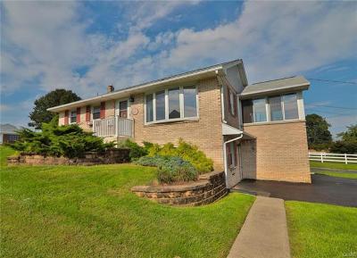Emmaus Borough Single Family Home Available: 403 Keystone Avenue