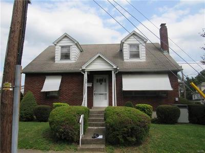 Hellertown Borough Single Family Home Available: 1005 1st Avenue