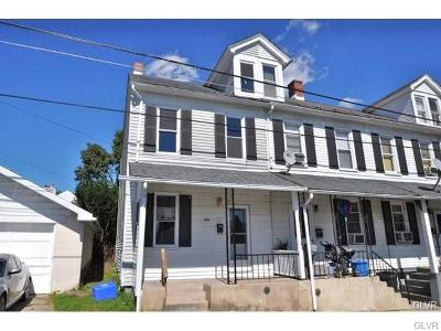 Single Family Home Available: 733 Limestone Street