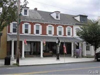 Emmaus Borough Single Family Home Available: 320 Main Street #2nd Flr