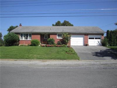 Nazareth Borough Single Family Home Available: 503 East Chestnut Street