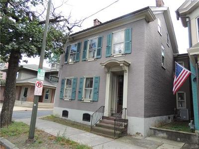 Single Family Home Available: 118 East Broad Street